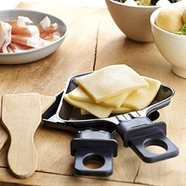 Raclette traditionelle